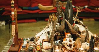 Healing Medicine Ceremony